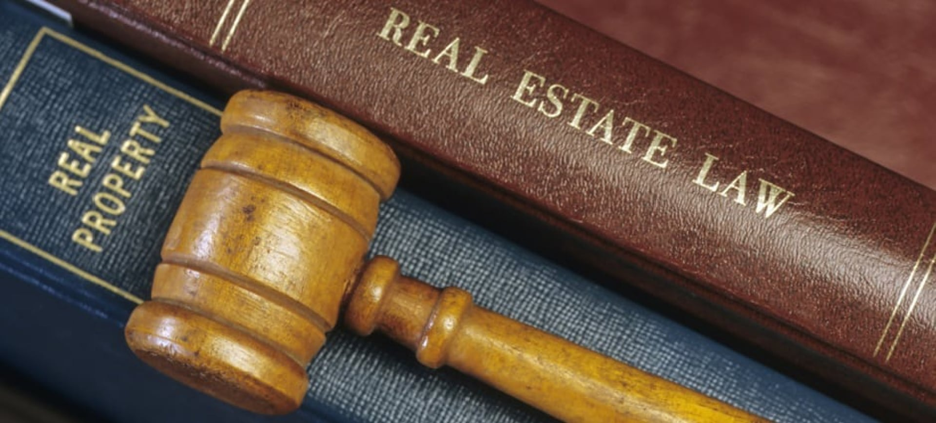 Picture of Real Estate Law Book